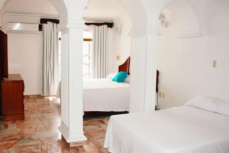Private Double Room #1 in Lomas de Mazatlán
