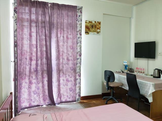 Pravite convenient condo room 1 near MRT