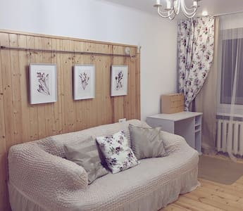 Дизайнерская квартира в стиле прованс - Kazan