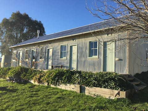The Shearer's Quarters at Markdale sleeps 12
