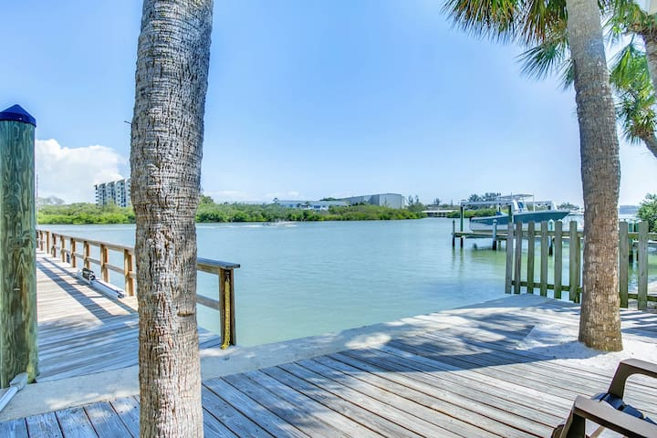 Indian Rocks Cottage on Intracoastal - Indian Rocks Beach - Cabaña
