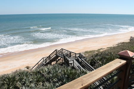Beach Bliss, 4 Bedroom, Beach Front - Flagler Beach - House