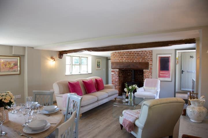 Willow Cottage, Glemham Hall Estate, Suffolk