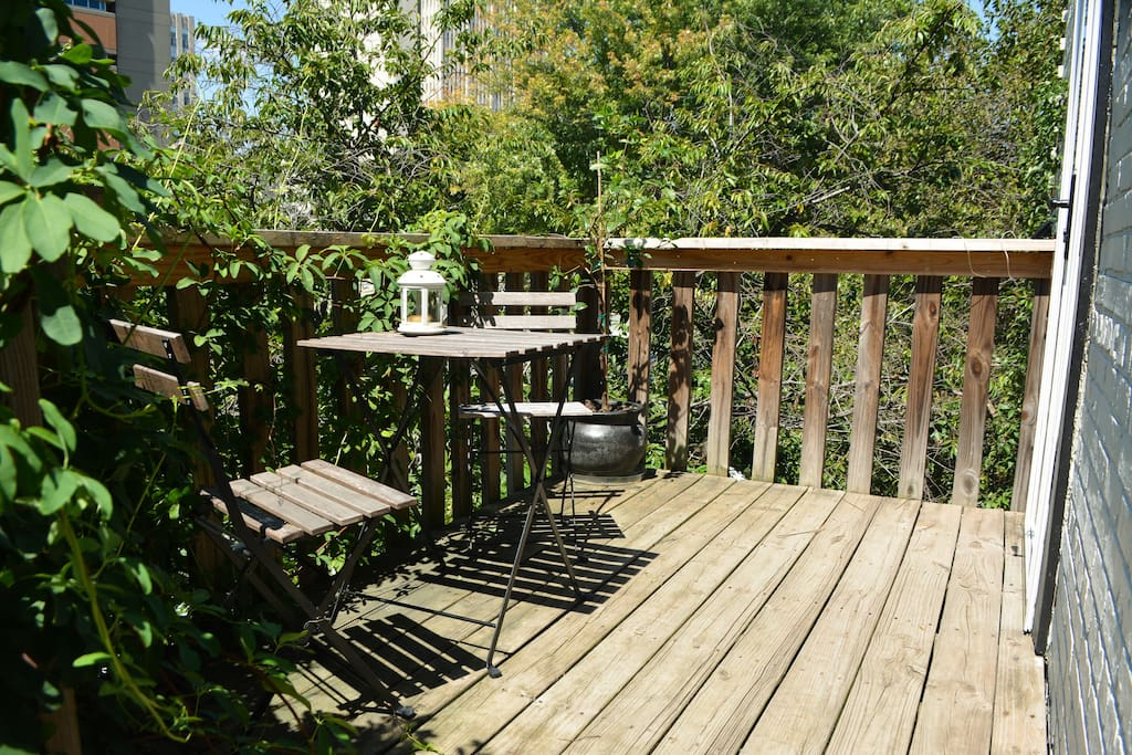 The Private Deck