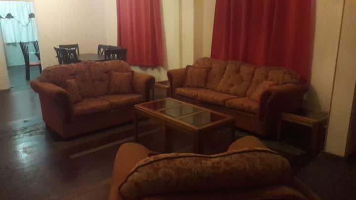 Habitación en Casa area tranquila;