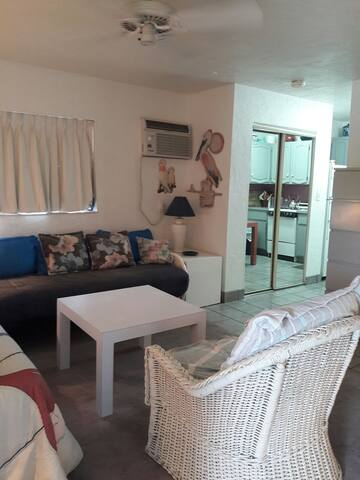 Studio Apartment,  sleeps 2. 60$ pernight! - Pompano Beach - Appartement