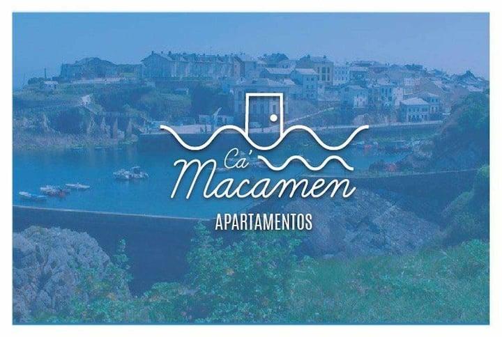Ca' MaCaMen, Tapia
