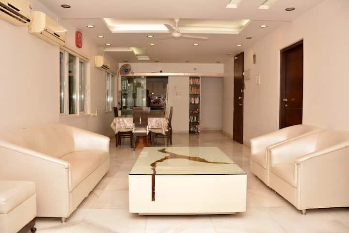 Bungalow/villa Service Apt Borivali event hall 1