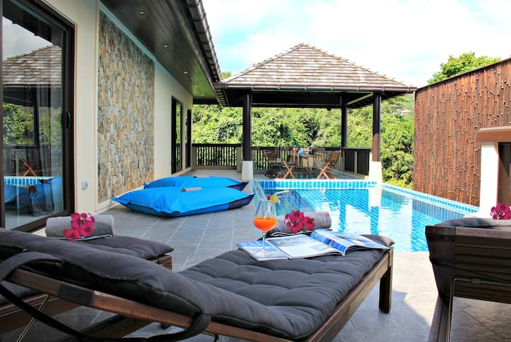 New Villa Banyan B3 for 10 guests