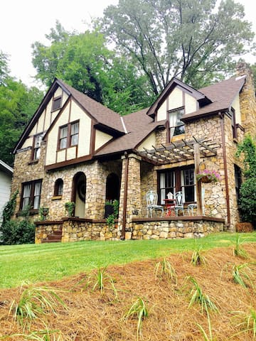 Charming historic Tudor home