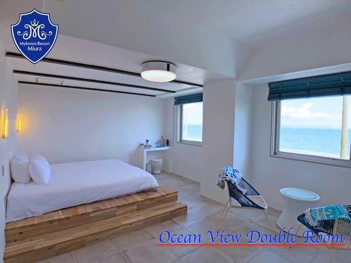 [海侧大床房]海景豪华房