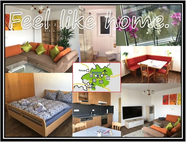 65m² apartment | 10min to Wels | 5min highway A25