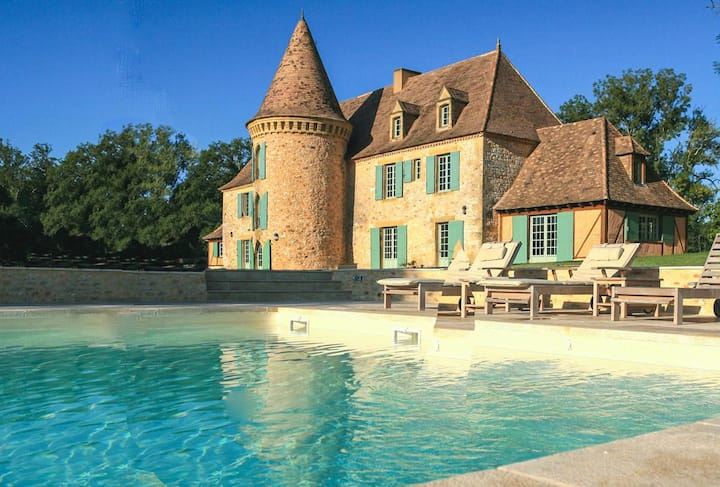 Chateau Beau Village at Nouvelle-Aquitaine
