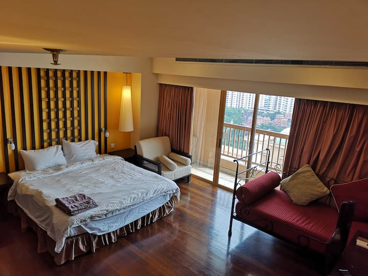 Luxury Studio Suite@sunway pyramid