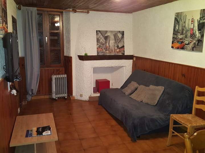 Appartement au coeur  du village de Cervioni