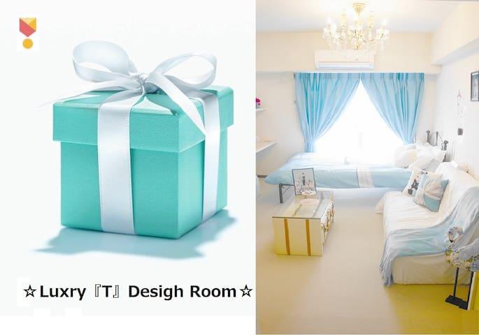☆☆☆OsakaShinsaibashi~Sta2min/Luxury『T』Desigh floor