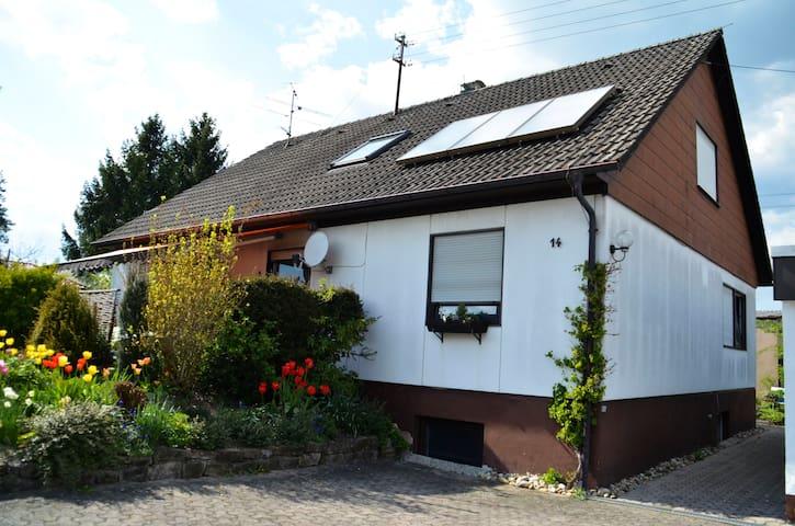 Ferienwohnung im Grünen - Oberndorf am Neckar - Apartemen
