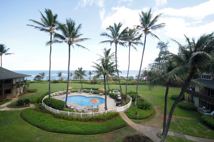 Oceanfront 3BR/2BA Kaha Lani - Newly Remodled - Līhuʻe - Ház
