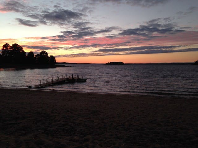 Relax on Lake Hartwell