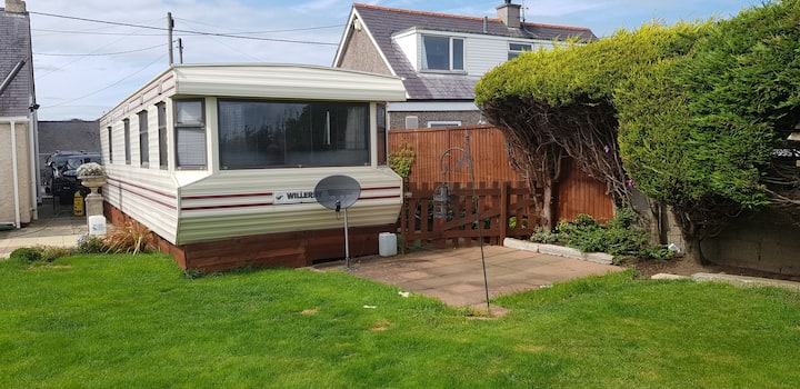 Tanyfron Holiday Caravan