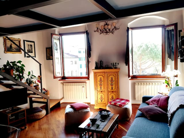 Ciompi 24.1 Charming flat in the heart of Florence
