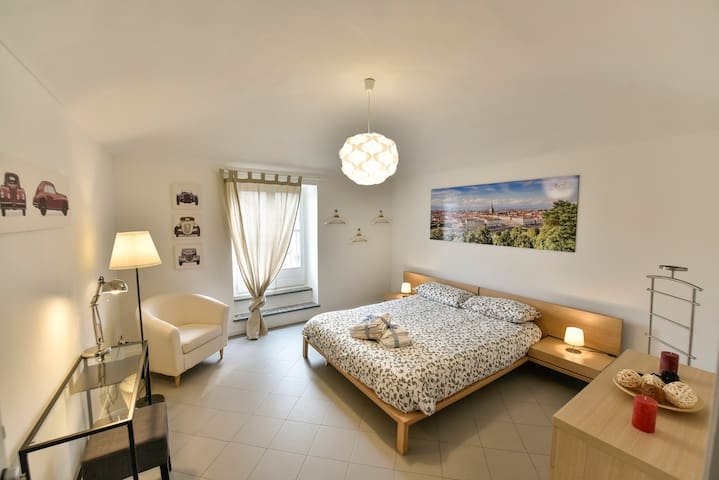 Lovely room (SUMMER) to 50m to Porta Susa Station
