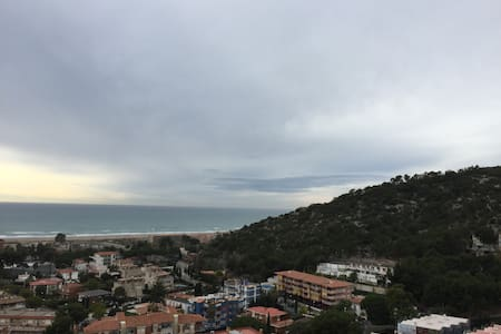 Apartment with sea view in Castelldefels Playa - Castelldefels