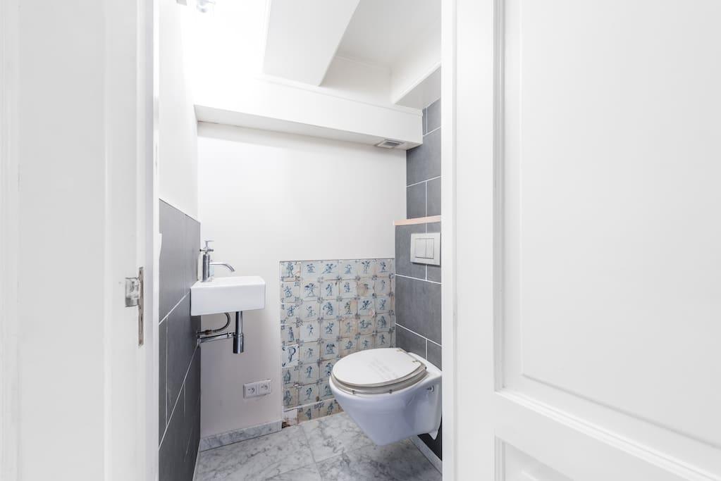Ground floor | Toilet