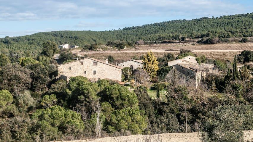 Masia Can Vidal Rural