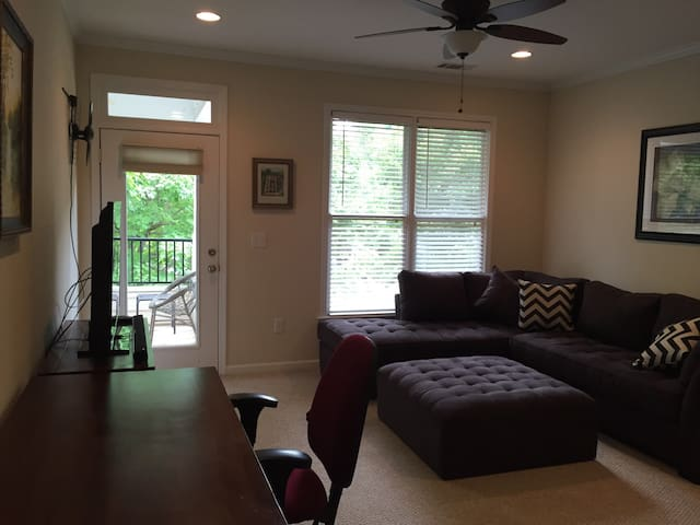 Holly Springs apartment feels like home! - Holly Springs - Appartement