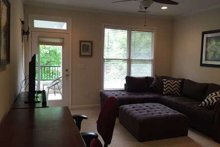 Holly Springs apartment feels like home! - Holly Springs - Departamento