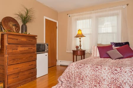 Rustic Room Brigham, BC & Longwood Brookline - Brookline