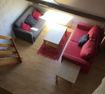 Savigny/O, beau 2 pièces en duplex. - Savigny-sur-Orge - Apartmen