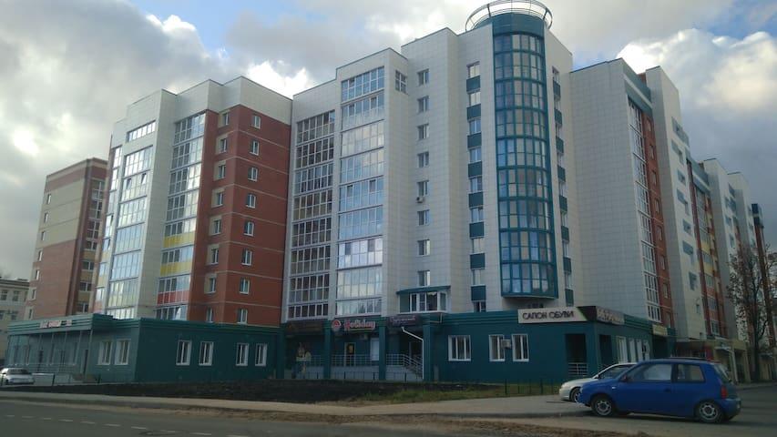 Апартаменты на Московском 49 А
