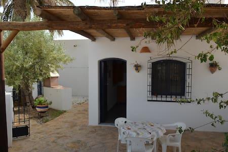 Romantic house ideal for couples - Las Negras - Haus