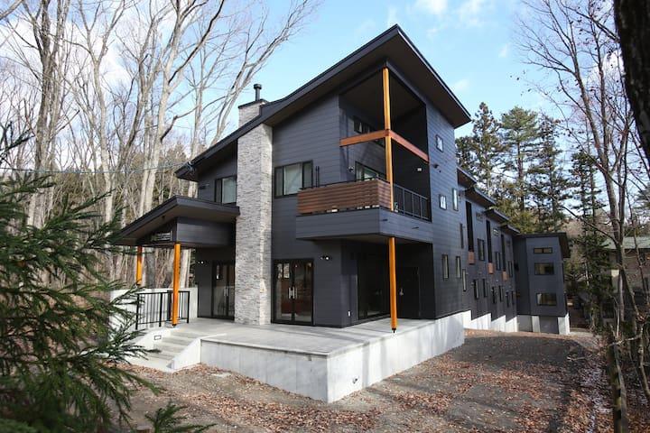 The Seasons Apartments Hakuba - Apartment 7