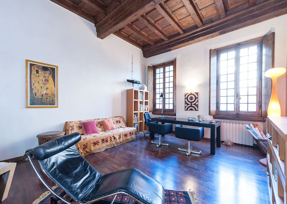 Tornabuoni Apartment in Florence - Apartments for Rent in ...