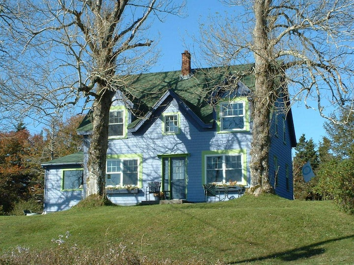 Nova Scotia Beachfront Home