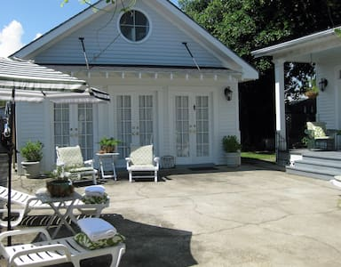 Cozy Cottage 15 min. to Fr. Quarter - Metairie
