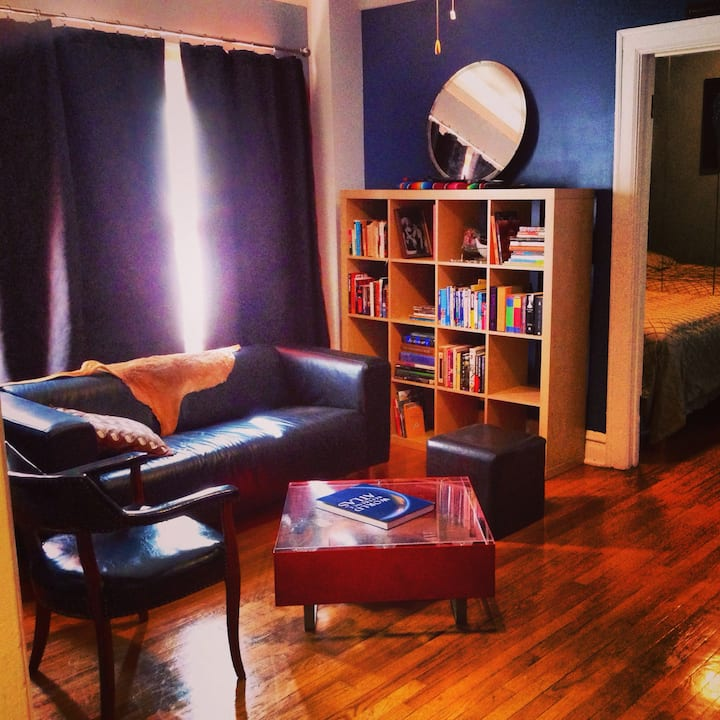 Chic 1 BR apt in Historic Edgewater
