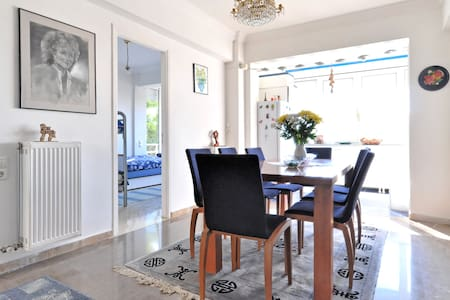 Wonderful 85m2 Apartment in Athens - Melissia - Byt