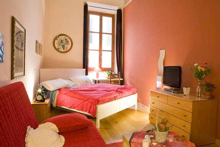 The smallest hostel of Florence - Nemoland Room