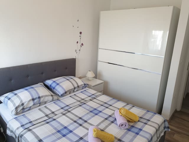 Two bedroom apartment in Zadar