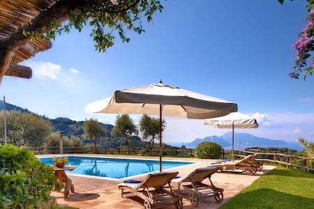 Corallo, Garden, Pool & Sea view - Apartment