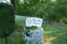 Welcome to Mas des Roses and your gite holiday...