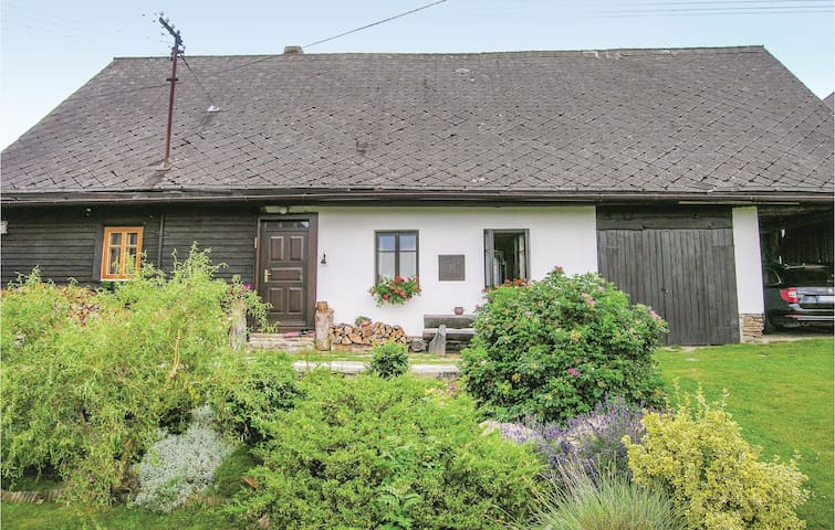 Holiday cottage with 2 bedrooms on 74m² in Petrovice