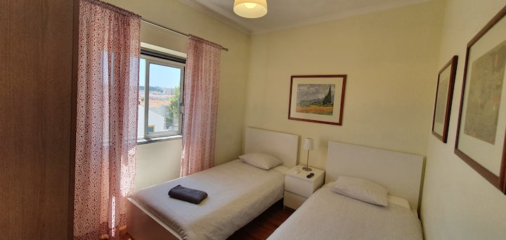 Margarida Guest House, Double/Twin Room with AC