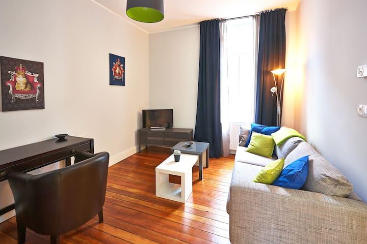 3 pièces grand confort centre ville - Thionville - Appartement