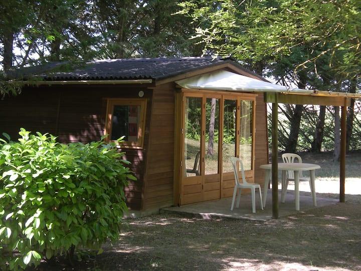 Cabane insolite pour 4 personnes