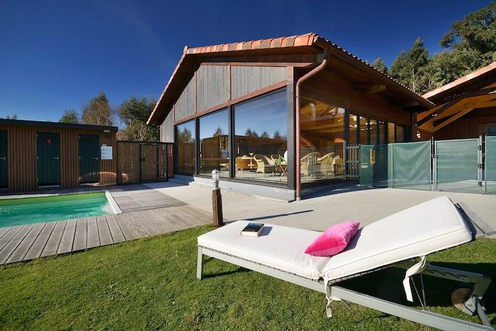 Preciosa casa autosostenible en EA